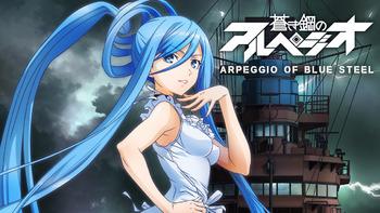 Netflix Box Art for Arpeggio of Blue Steel - Season 1