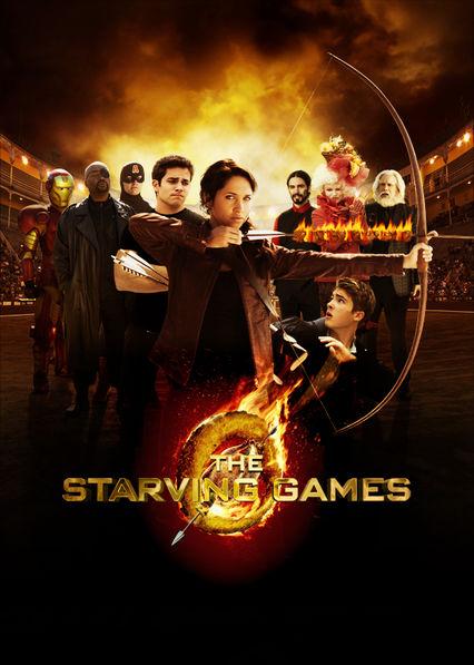 The Starving Games Netflix AU (Australia)