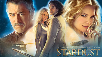 Netflix box art for Stardust