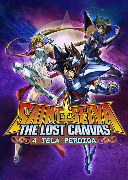 Saint Seiya: The Lost Canvas Netflix EC (Ecuador)