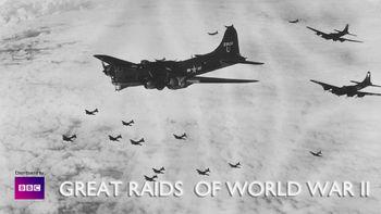 Netflix box art for Great Raids of World War II - Season 1