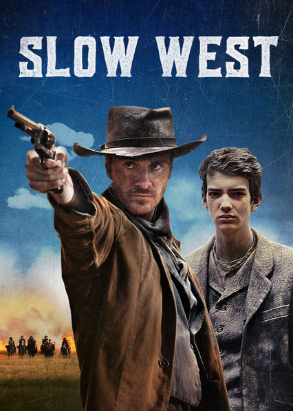 Slow West Netflix MX (Mexico)