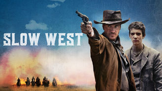 Netflix box art for Slow West