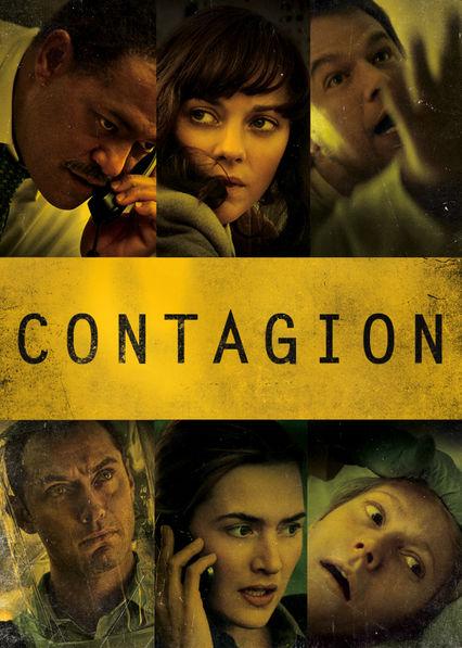 Contagion Netflix BR (Brazil)