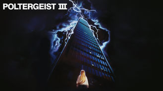 Netflix box art for Poltergeist III