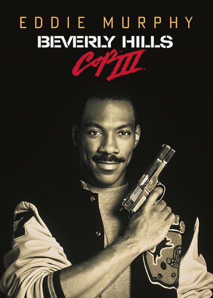 Beverly Hills Cop III Netflix BR (Brazil)