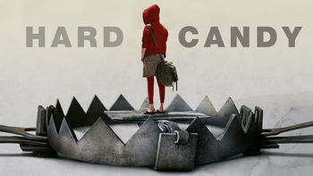 Netflix box art for Hard Candy