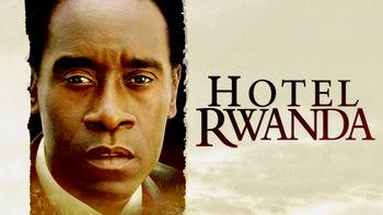 Netflix box art for Hotel Rwanda