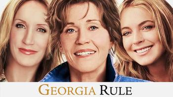 Netflix box art for Georgia Rule