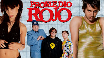 Netflix box art for Promedio Rojo