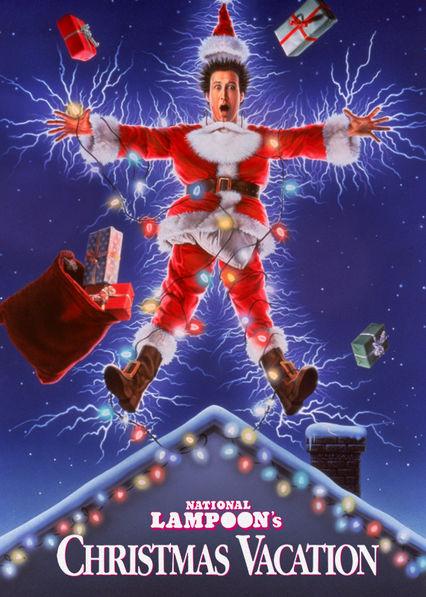 National Lampoon's Christmas Vacation Netflix AU (Australia)
