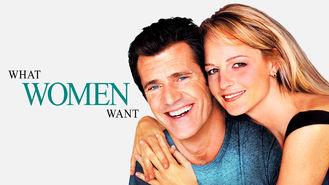 Netflix box art for What Women Want