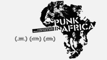 Netflix box art for Punk in Africa