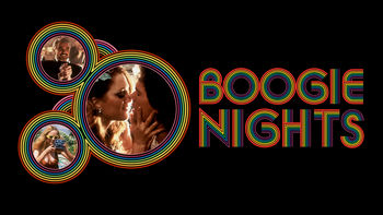 Netflix box art for Boogie Nights