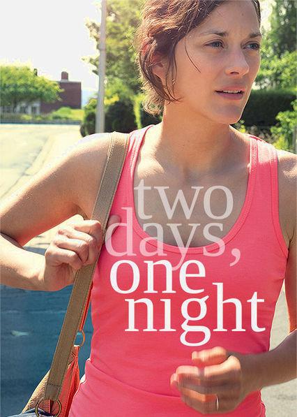 Two Days, One Night Netflix PR (Puerto Rico)