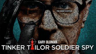 Netflix box art for Tinker, Tailor, Soldier, Spy