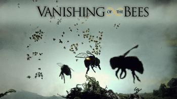 Netflix box art for Vanishing of the Bees