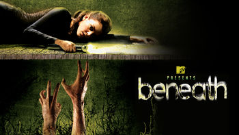 Netflix box art for Beneath
