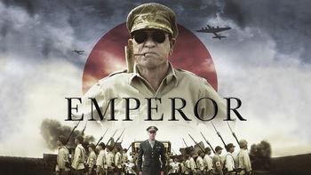 Netflix box art for Emperor