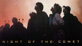 Netflix box art for Night of the Comet