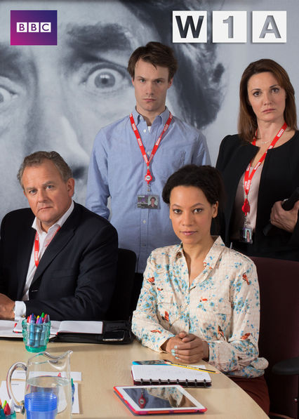 W1A Netflix UK (United Kingdom)