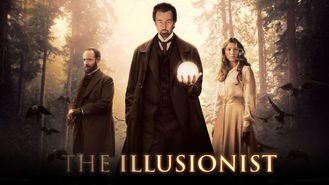 Is The Illusionist on Netflix?