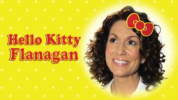 Netflix box art for Hello Kitty Flanagan