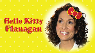 Netflix box art for Hello Kitty Flanagan