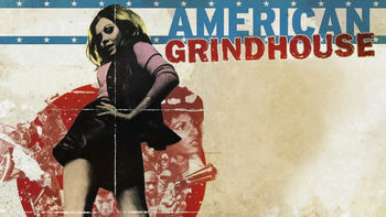 Netflix box art for American Grindhouse