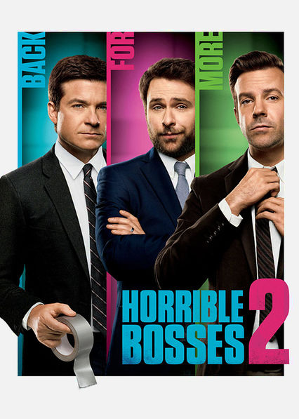 Horrible Bosses 2 Netflix PH (Philippines)