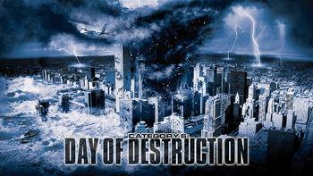 Netflix box art for Category 6: Day of Destruction - Season 1