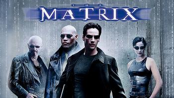 Netflix box art for The Matrix