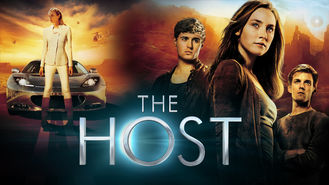Netflix box art for The Host
