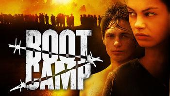 Netflix box art for Boot Camp