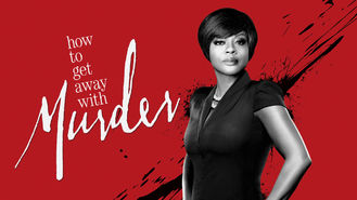 Netflix box art for How to Get Away with Murder - Season 1