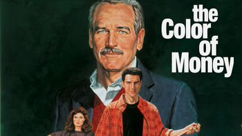 Netflix box art for The Color of Money