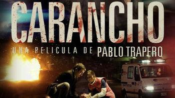 Netflix box art for Carancho
