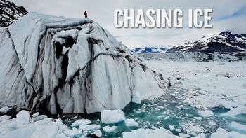 Netflix box art for Chasing Ice