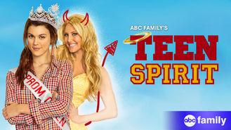 Netflix box art for Teen Spirit