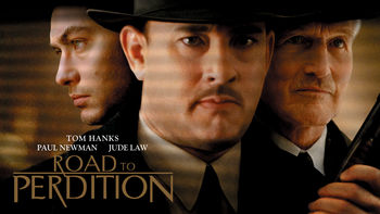 Netflix box art for Road to Perdition