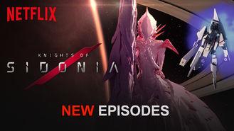 Netflix box art for Knights of Sidonia - Temporada 2