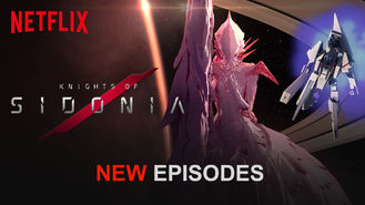 Netflix Box Art for Knights of Sidonia - Season 2