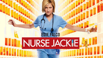 Netflix box art for Nurse Jackie - Season 1