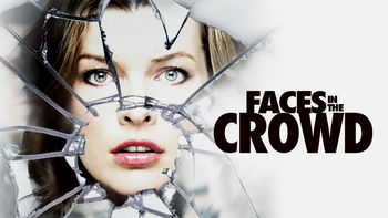 Netflix box art for Faces in the Crowd
