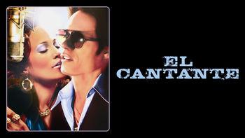 Netflix box art for El Cantante