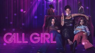 Netflix box art for Call Girl