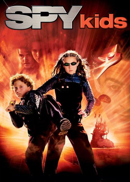 Spy Kids Netflix AR (Argentina)