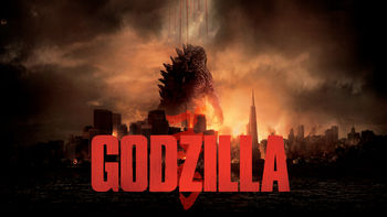 Netflix box art for Godzilla