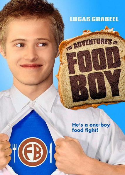 The Adventures of Food Boy Netflix BR (Brazil)