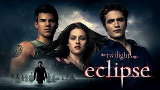 Netflix box art for The Twilight Saga: Eclipse